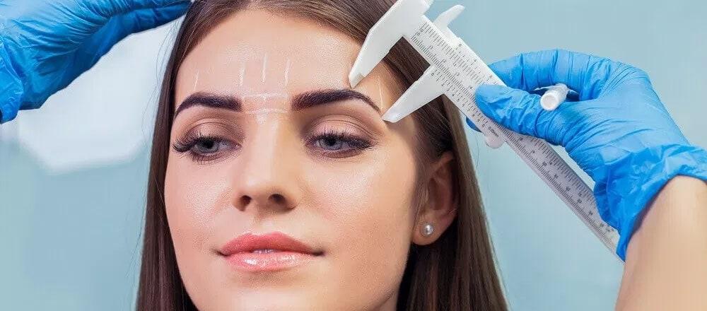 Antakiu korekcija -Microblading 6D, apie procedura